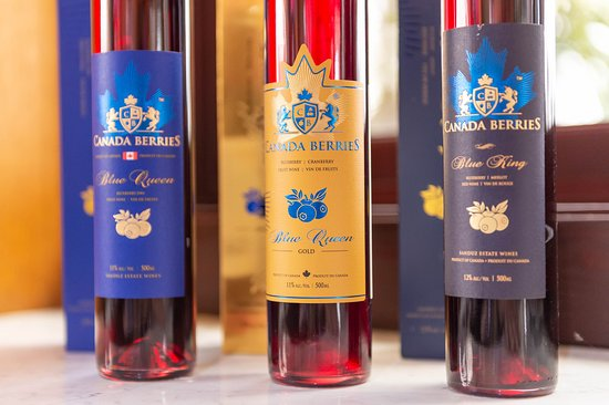 Canada Berries Winery
