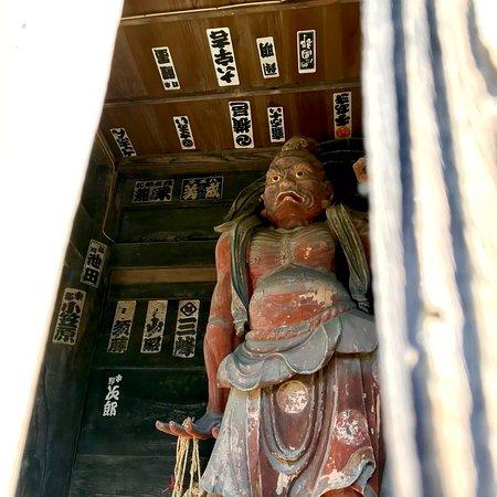 Azumayasan Hoyo-Ji Temple Yakushido