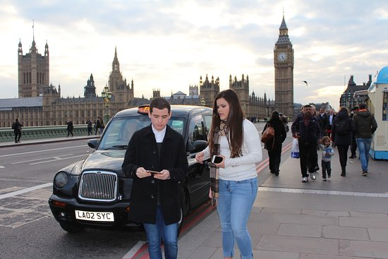 big ben taxi