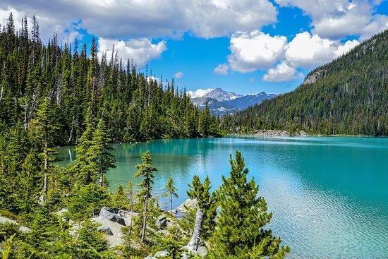 Joffre Lakes Wanderung und Fotografie