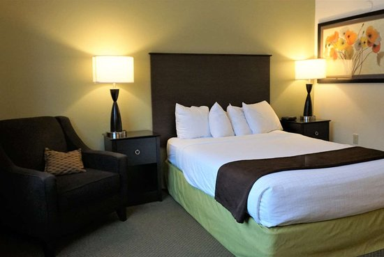 Crookston, MN: Guest room