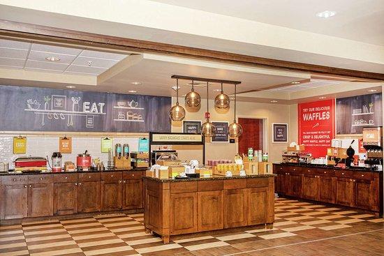Winfield, AL: Breakfast Area
