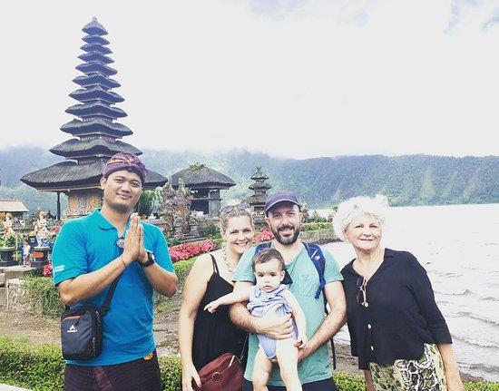 Guia Conductor de Bali