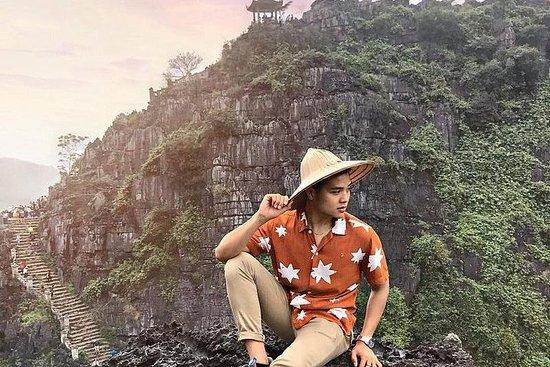 Trang An - Mua Cave - Bai Dinh petit...