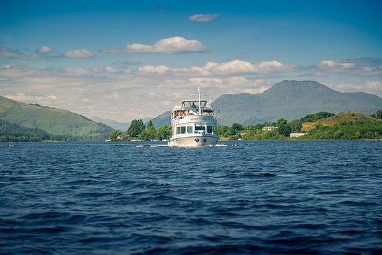 Croisière sur le Loch Lomond. 1...