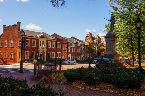 Charlottesville Scavenger Hunt: Centuries of Charlottesville