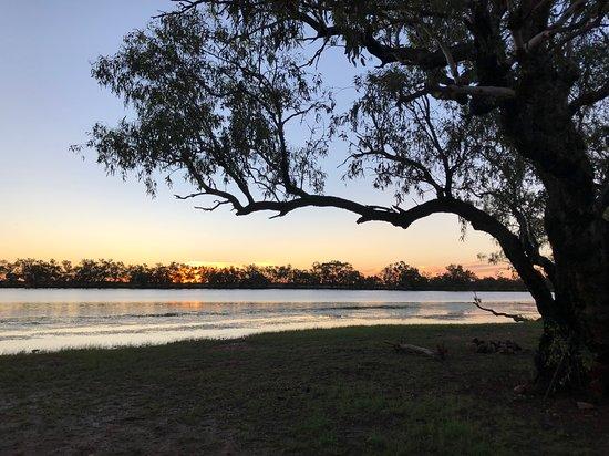 Quilpie, Австралия: Sunset