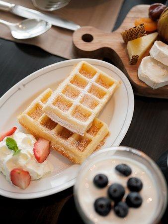 Breakfast at The Brasserie
