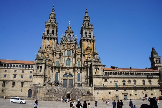 Circuit de pèlerinage Camino Frances de 8 jours de Sarria à Santiago...