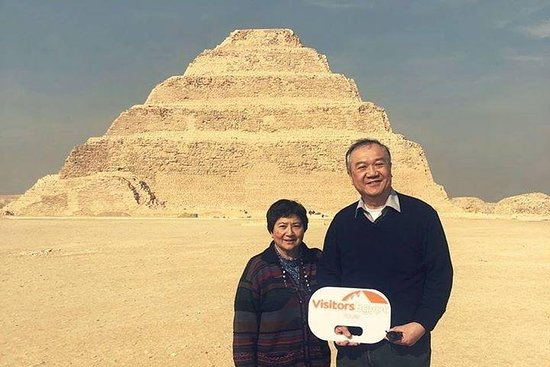 Amazing Tour at Pyramids, Sakkara And...