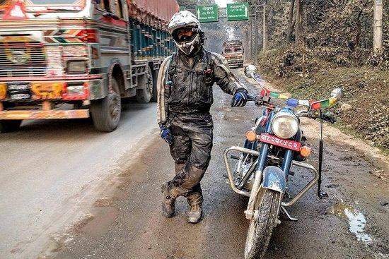 Circuit moto au Népal de 7 jours