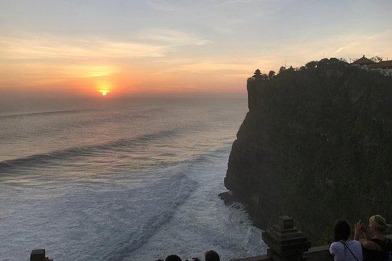 私人乌鲁瓦图日落之旅