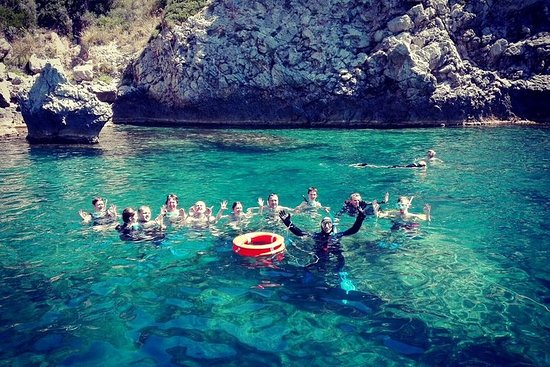 Tour de snorkel de costa a costa...