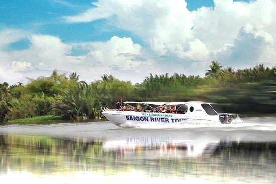 Authentic Mekong Delta to Ben Tre by Luxury Speedboat