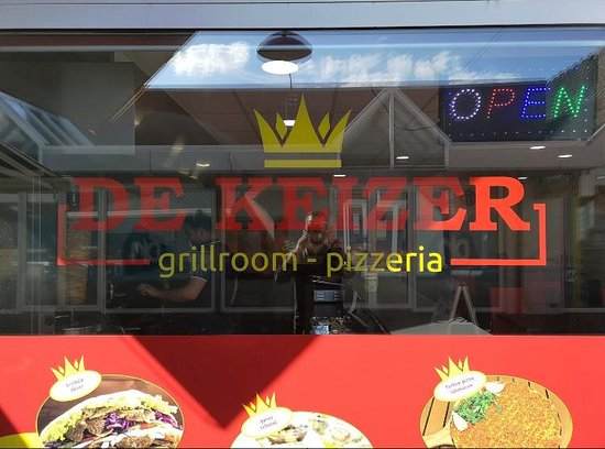 Welkom bij de Keizer Grillroom & Pizzeria in Raamsdonksveer