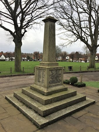 8.  Horsmonden War Memorial, Horsmonden, Kent