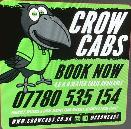 Crow Cabs