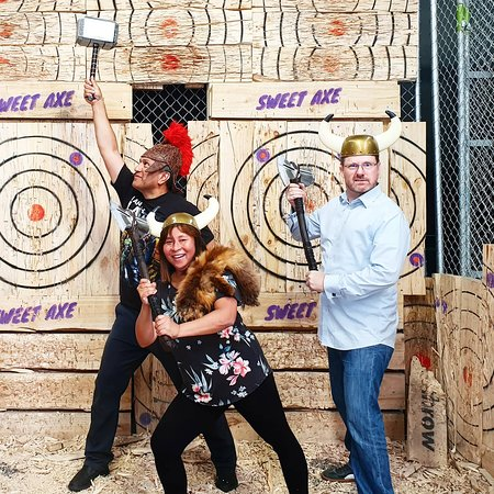 Sweet Axe Throwing Co.