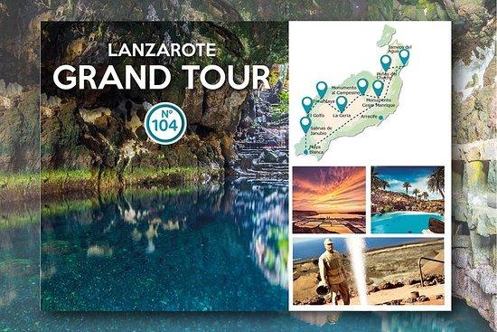 Lanzarote Grand Tour von Fuerteventura