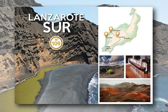 Lanzarote Süd von Fuerteventura