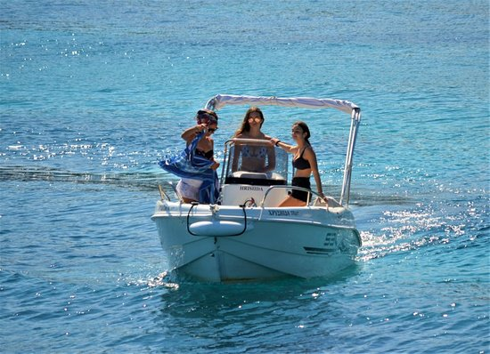 Panos Boats & Trips: Trimarchi 53S-looking for some fun in Paxos?