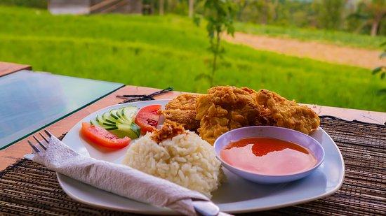 food corner menu