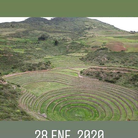 San Sebastian, Peru: Moray Gedankenreiniger!