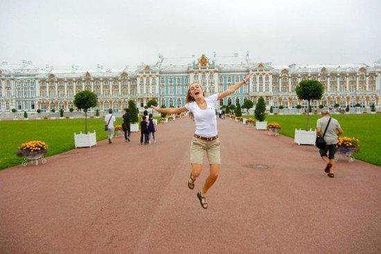 Privétour: Tsarskoye Selo en ...