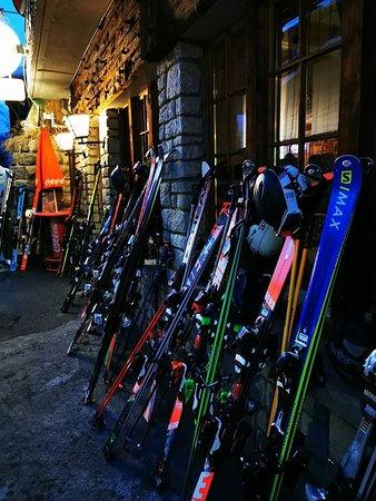 Wiler, Швейцария: Après-ski