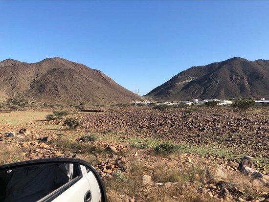 Madha, Oman: مدحاء والطبيعة