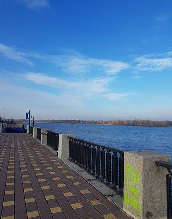 Bridge and views