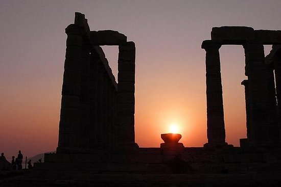 Sounion Sunset Private Tour fra Athen