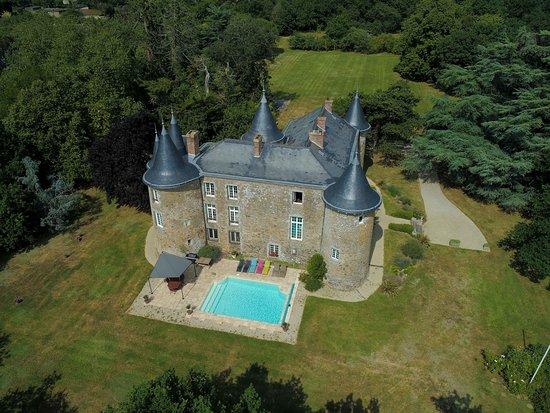 Escalier du XVième - Picture of Chateau de la Frogerie, Maulevrier - Tripadvisor