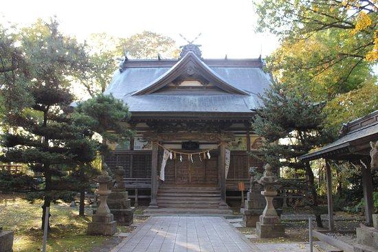 Kashiwasho Hachimangu Shrine