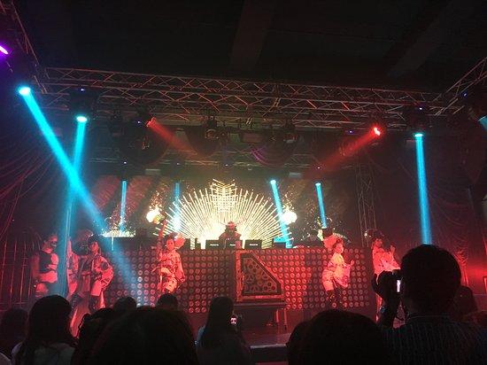 Osaka Night Fusion Picture