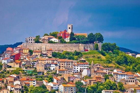 Points forts de l'Istrie depuis Pula