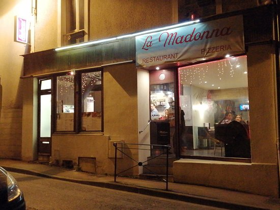 Andilly, Fransa: Restaurant La Madonna