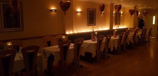 Kingswood, UK: Happy valentine's