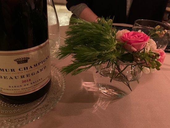 Loue, Francúzsko: Délicieux repas de fête pour la Saint-Valentin 2020, l'EXCELLENCE !