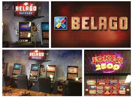 Haugesund, Noruega: 10 BELAGO Terminaler fra Norsk-Tipping. Der du kan vinne vår lokale GULLPOTT på kr 12.000.- samt den nasjonale GULLPOTTEN på kr 50.000.-
