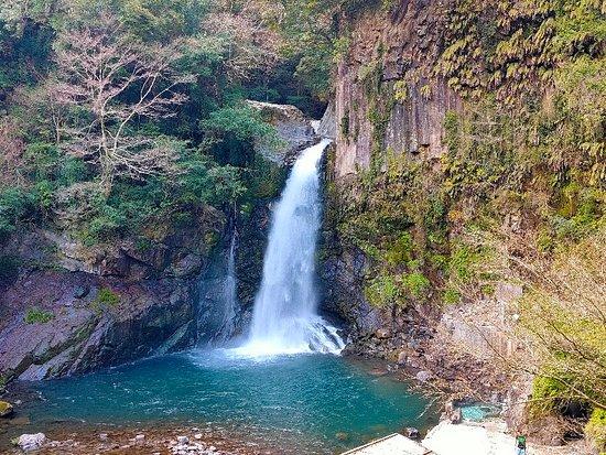 Odaru Kawzu Seven Waterfalls