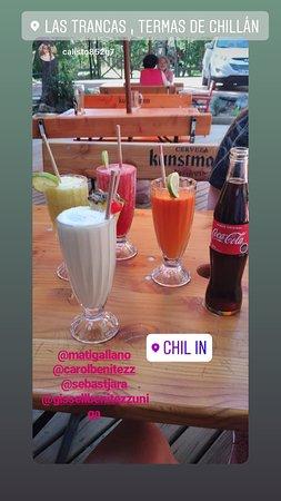 Termas de Chillan Foto