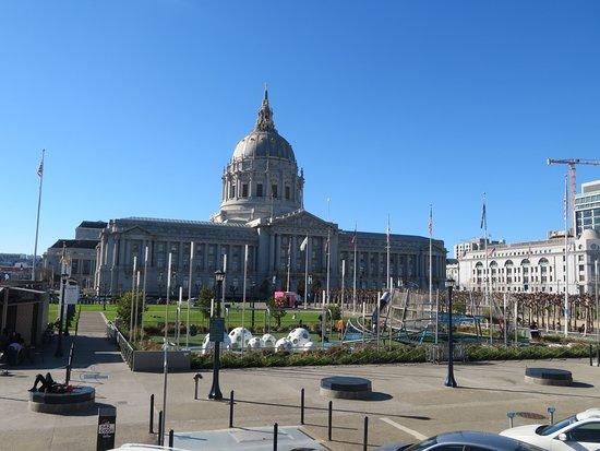 City Hall, Civic Center, San Francisco, CA