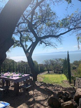 Mezcala, Mexico: The view