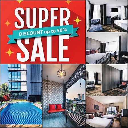 Special offer Book and Stay from now until 31 March 2020 {Room With Breakfast and Excluded breakfast} Fan room start from 500 - 750 Baht Air - condition room Start from 750 - 1000 Baht Superior room Start from 900 - 1200 Baht Deluxe room Start from 1100 - 1400 Baht  https://www.facebook.com/CMTHthapae/