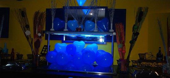 Valentine's Day Eve at Naadody Restaurant, Regency Tirunelveli