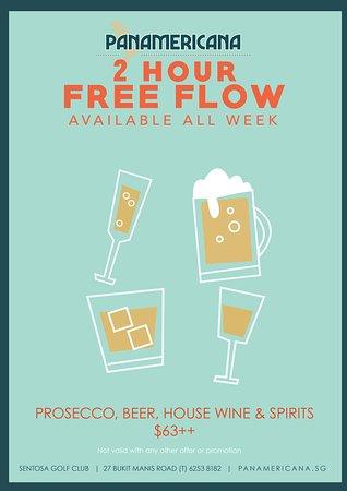 2 - Hour Free Flow