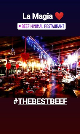 La Magia del BEEF 😍 Ti aspettiamo tutte le sere dalle 19:30 in poi... Per info e prenotazione 327 99 19 144  #THEBESTBEEF
