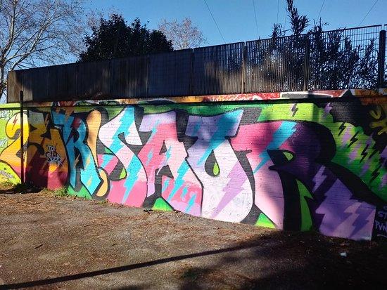 Muro Libero di Piazzale Pino Pascali