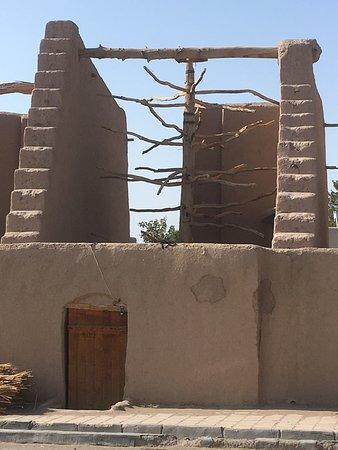 Nashtifan, Iran: ancient wind mill